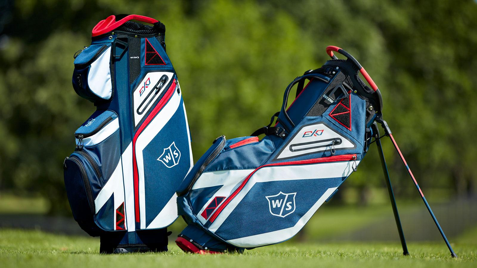 Wilson eXo carry Golf Bag
