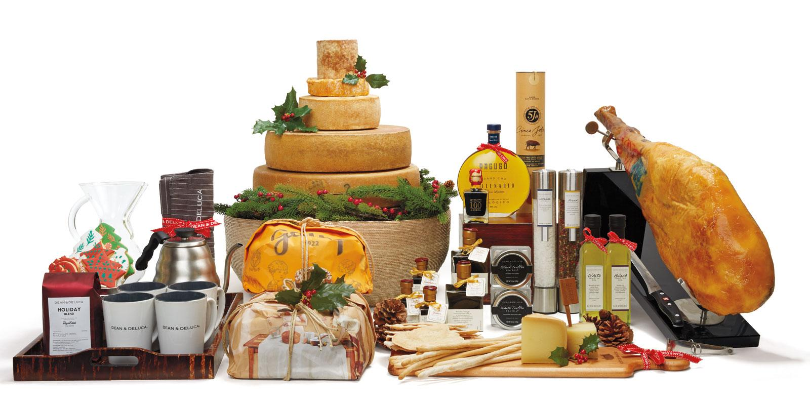 Dean and DeLuca Ultimate Holiday Gift Set