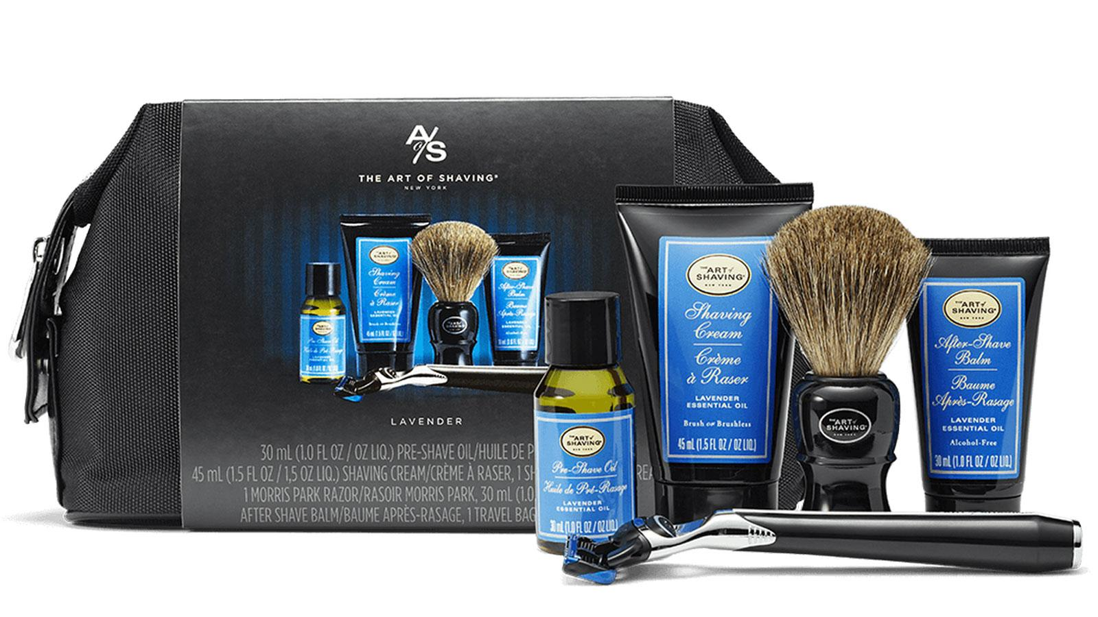 Art of Shaving Lavender Shaving Kit