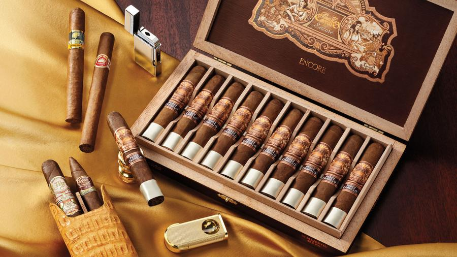 The Top 25 Cigars of 2018
