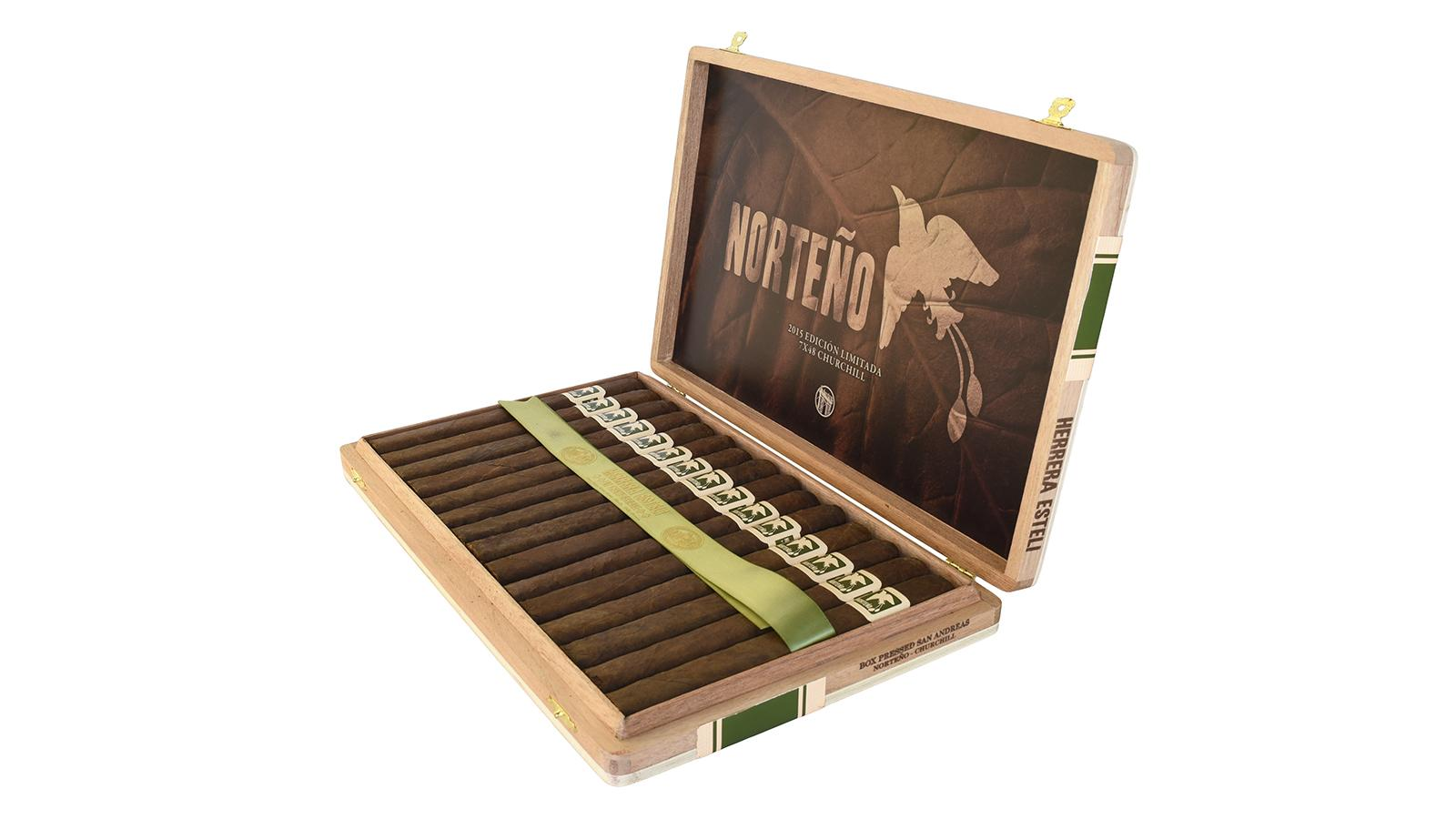 Norteño Edicion Limitada Churchill Returns to Market