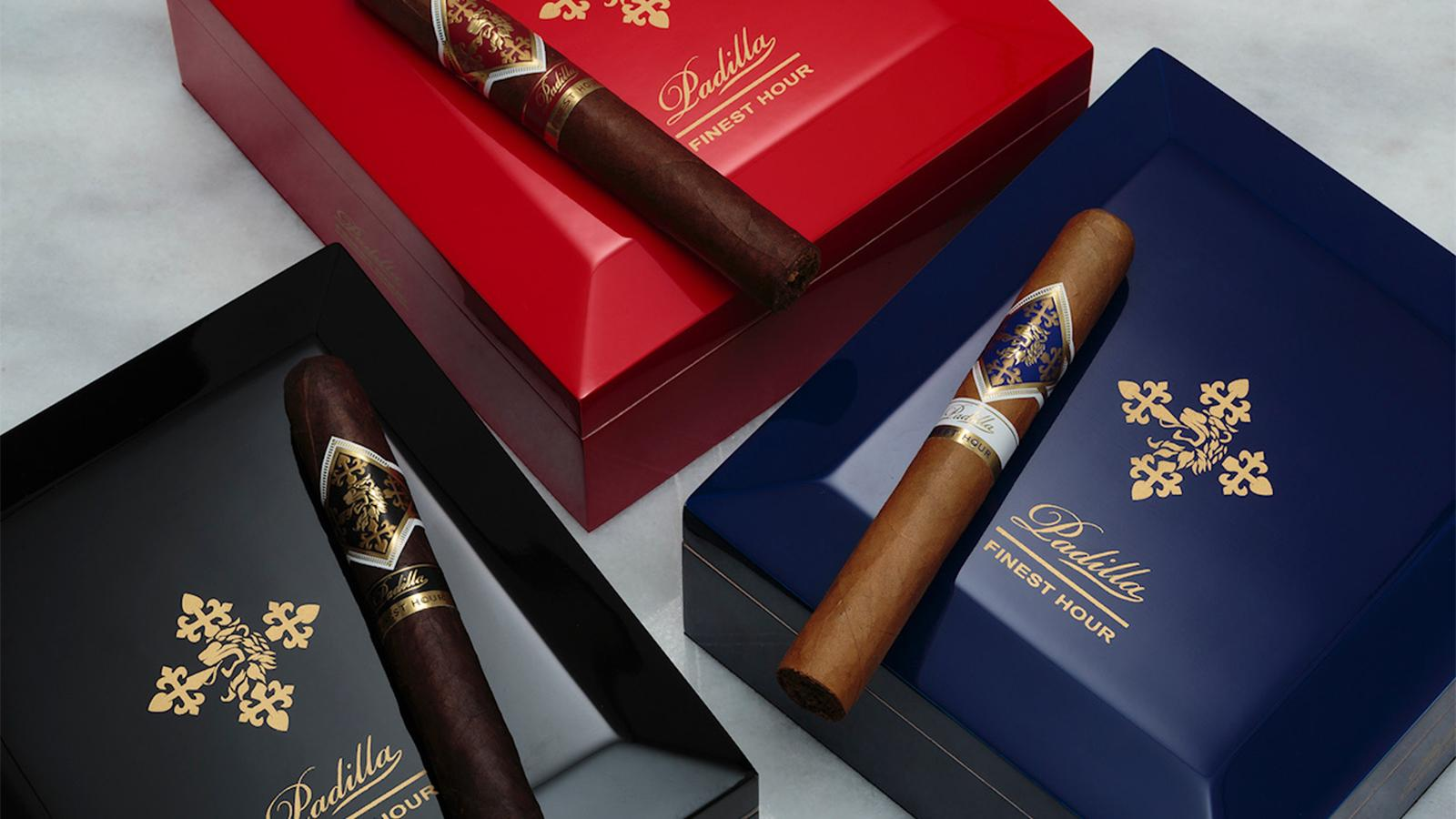 Padilla Finest Hour Shipping this Week