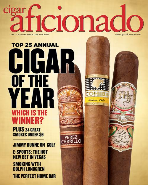 Top 25 Annual Cigar Of The Year | January/February 2019