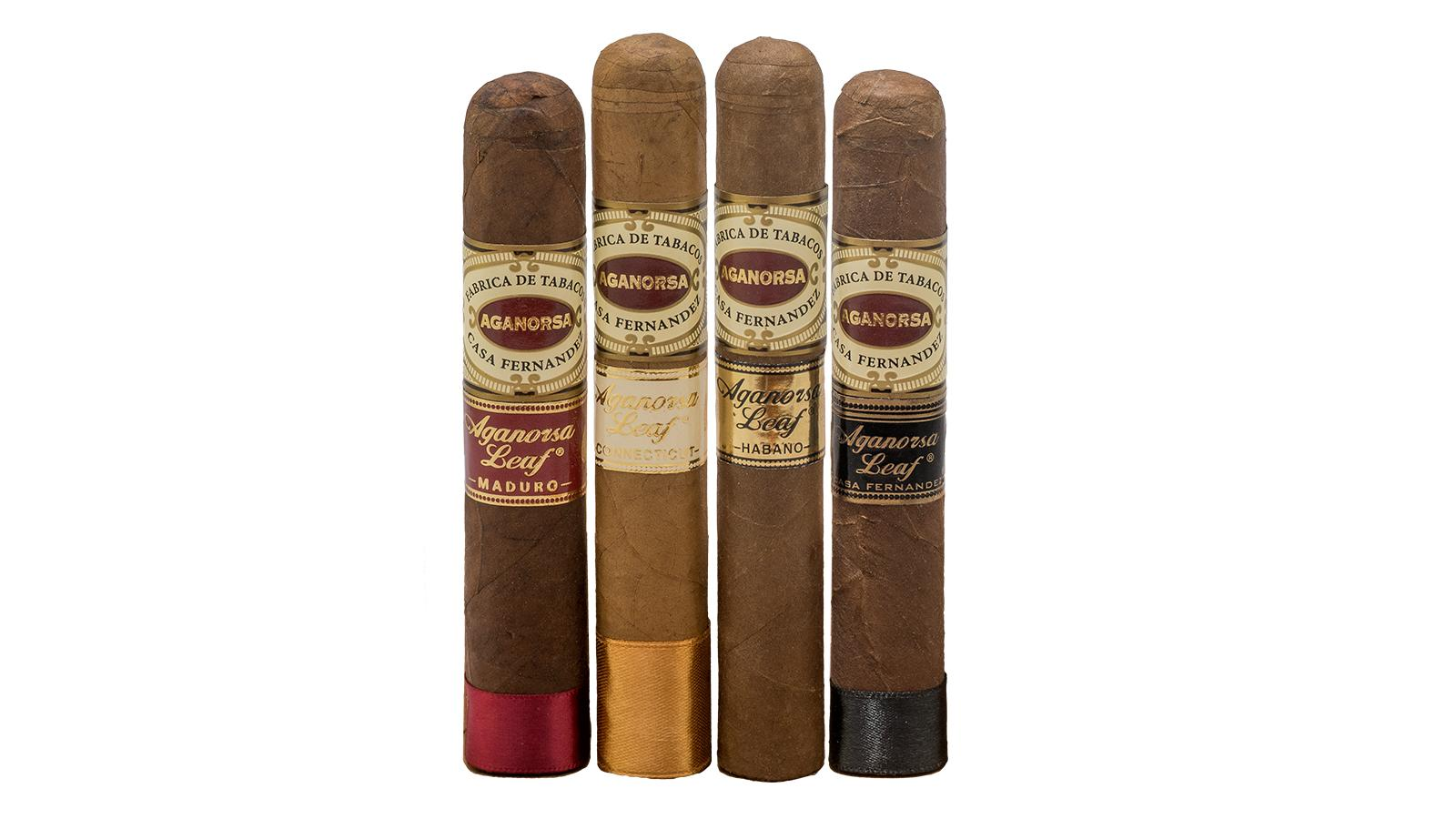 Repackaged Aganorsa Leaf Habano Heading to Retailers