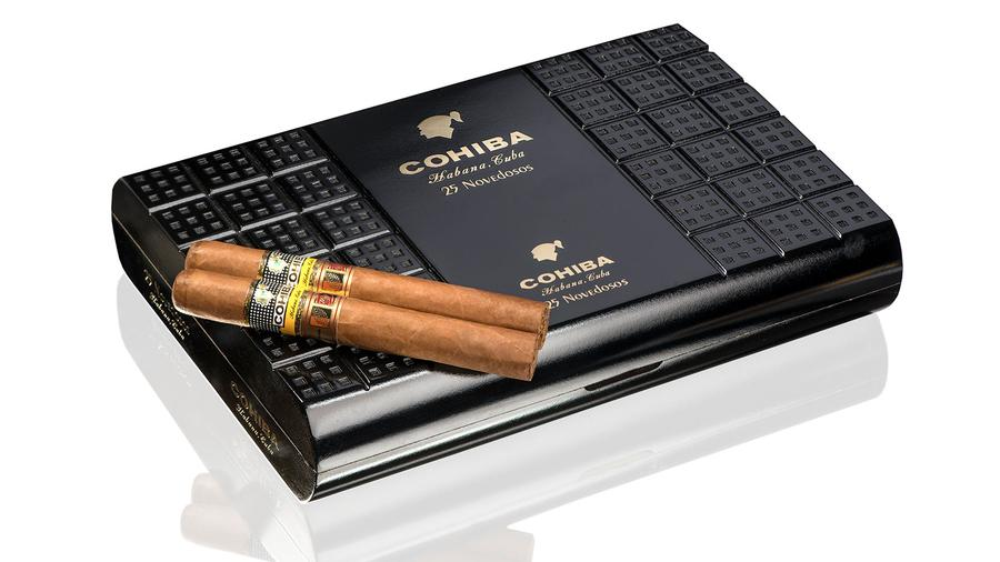 Cuban Cohiba Novedosos To Premiere In Spain