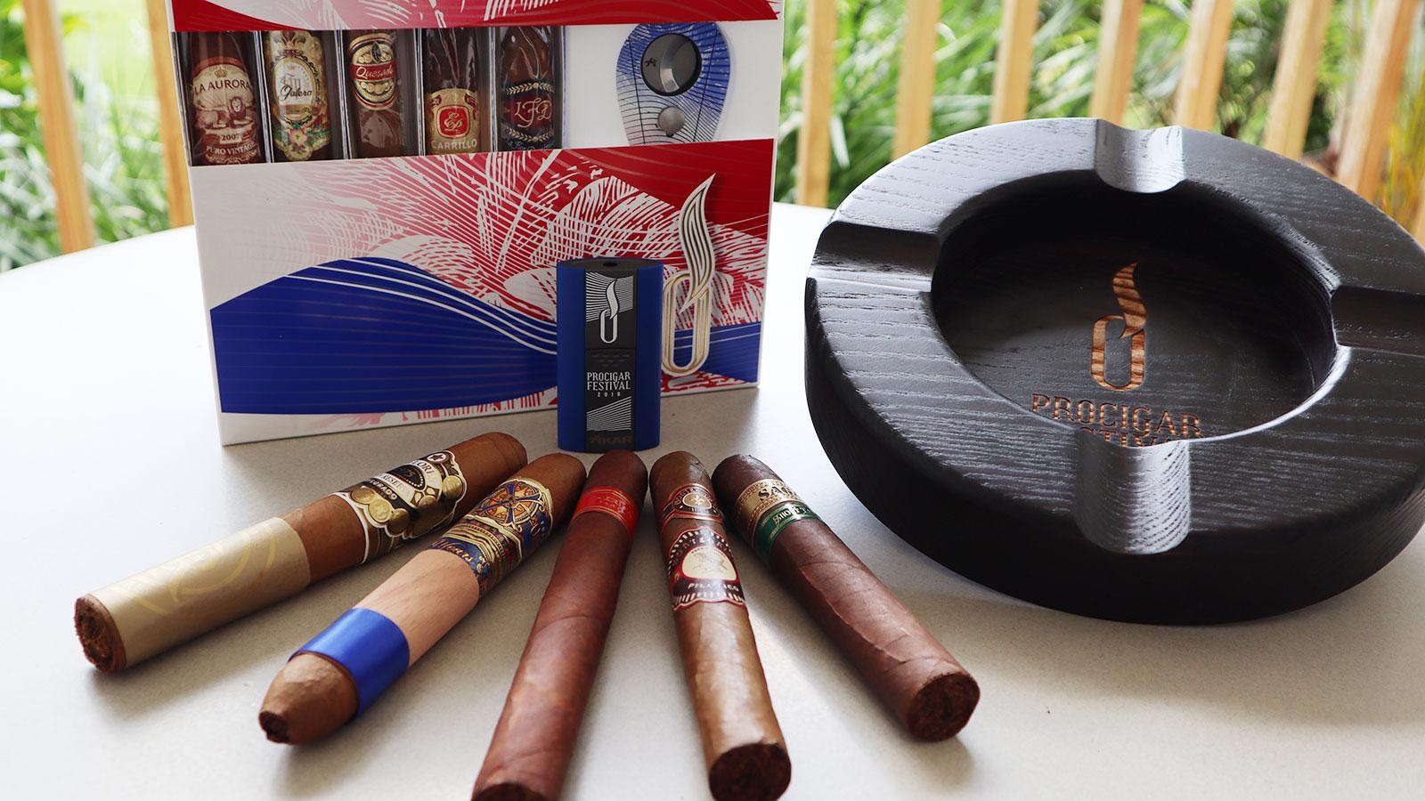 Procigar Festival 2019: What's In The Bag?