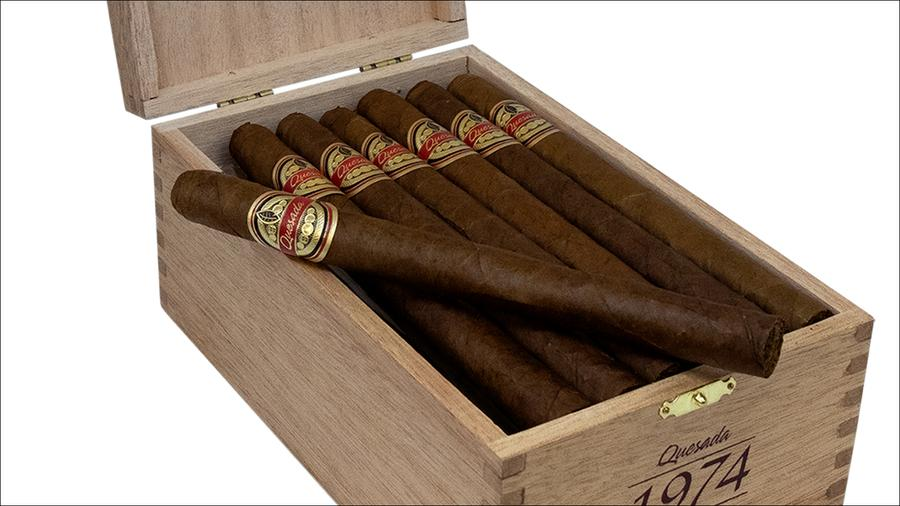 Quesada 1974 Cigar Commemorates Company's Dominican Debut