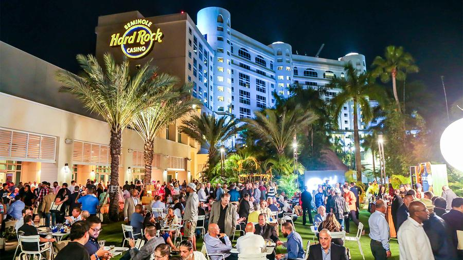 Big Smoke Rocks Florida at the Seminole Hard Rock