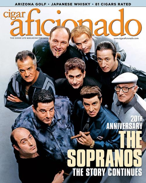 The Sopranos | 20th Anniversary | March/April 2019
