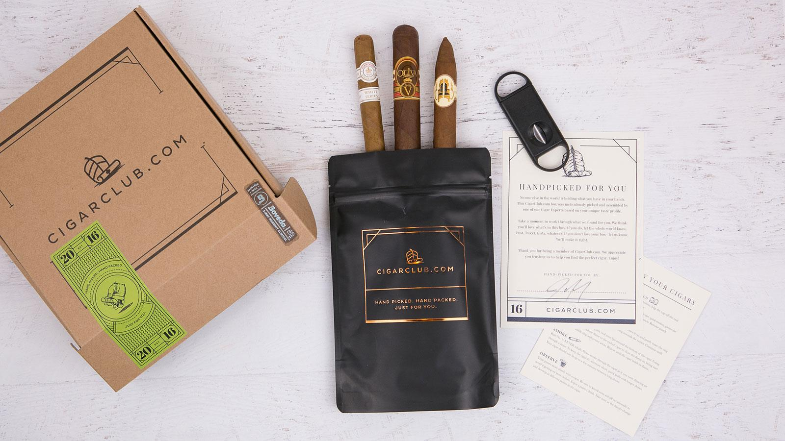 Cigar Of The Month Clubs What S In The Box Cigar Aficionado