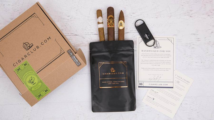 Cigar of the Month Clubs: What's in the Box?