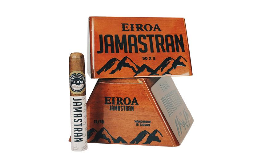 Eiroa Jamastran Coming Out This Month At TAA