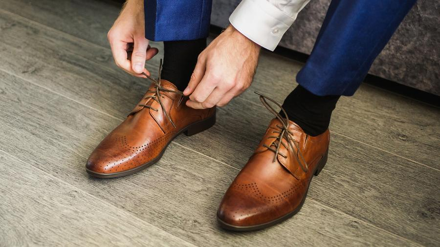 A Grounding In Shoes