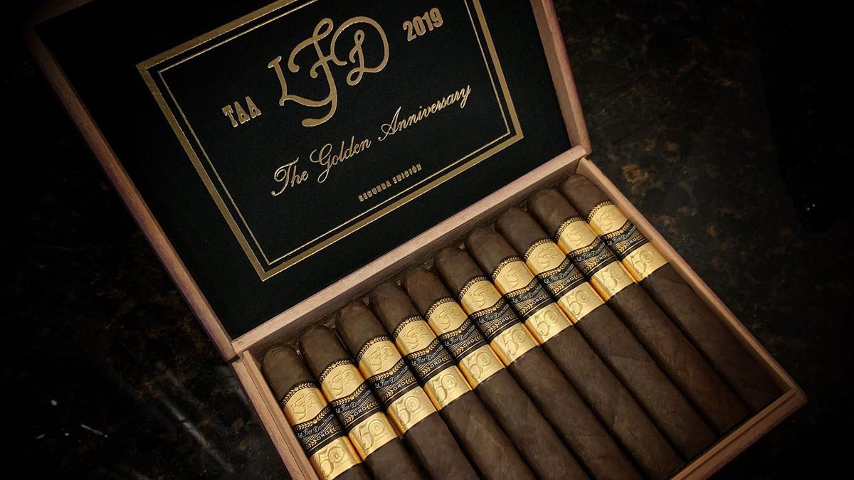 TAA 2019 Exclusive Cigars—The Complete List