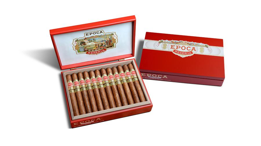 Nat Sherman Relaunches 1930 As Epoca Reserva