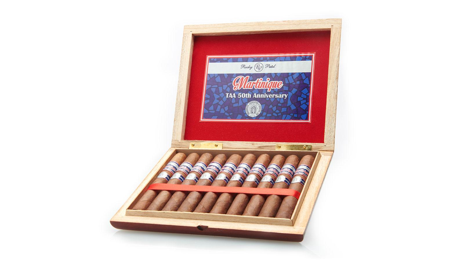 Martinique Is Rocky Patel's TAA-Exclusive Cigar