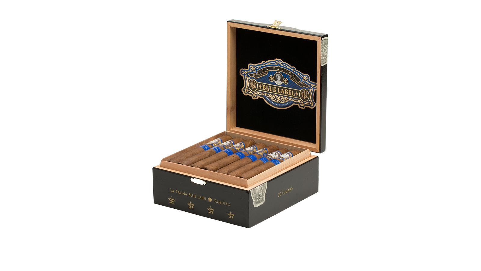 La Palina Blue Label Gets New Sizes