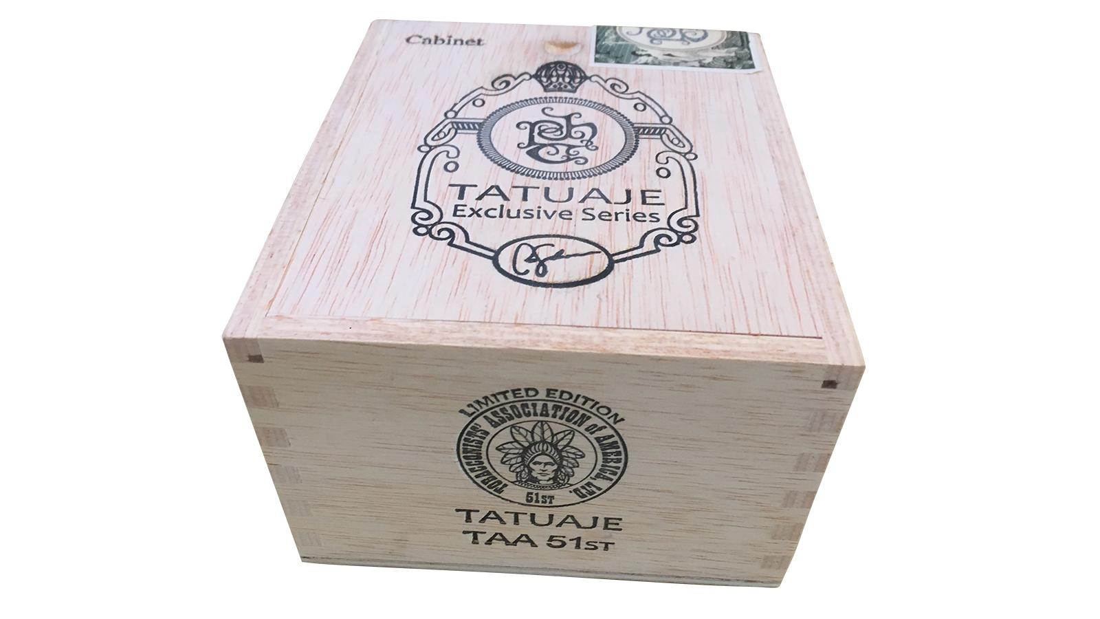Tatuaje Exclusive Series TAA 51st