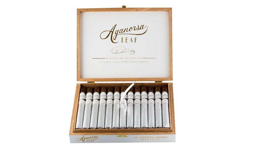 Aganorsa Leaf Signature Selection Goes Dark