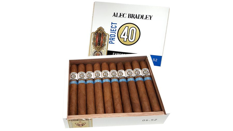 Alec Bradley Value-Priced Project 40 Shipping in May