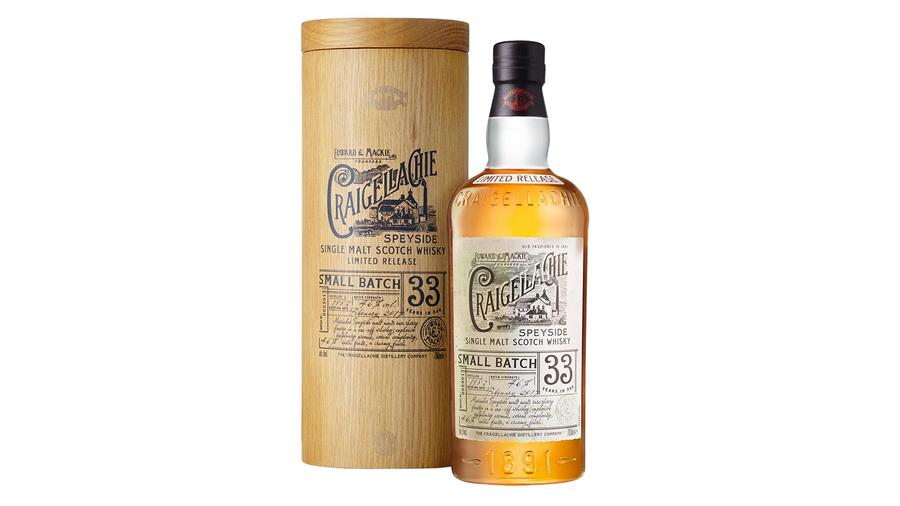 Craigellachie's Clever 33-Year-Old Scotch Commands A High Price