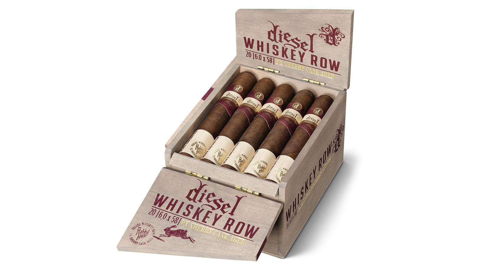 Diesel Whiskey Row Sherry Cask Coming In June