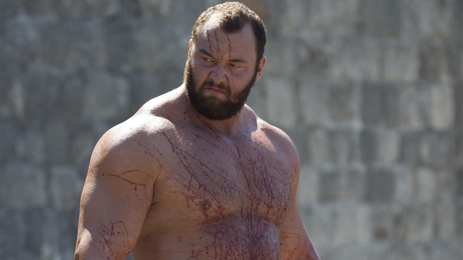 Game of Thrones Gregor Clegane