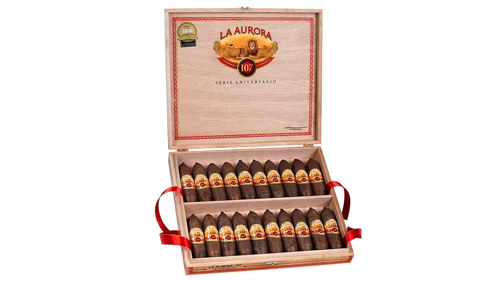 New 107 Zeppelin Perfectos Coming To U.S. From La Aurora