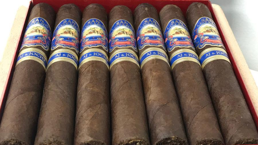 Delayed San Lotano Dominicano Shipping This Week