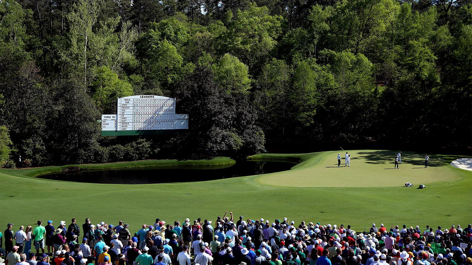 Betting on The 2019 Masters