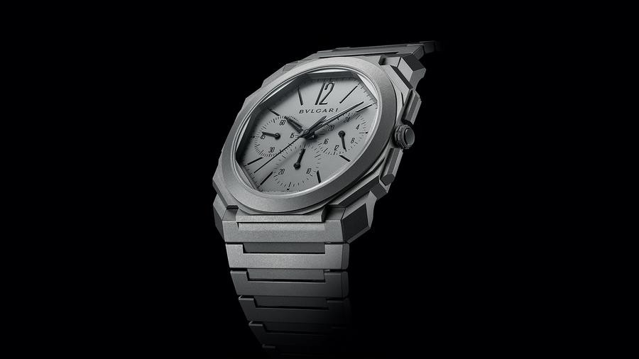Bulgari Chalks Up Another Record with the Octo Finissimo Chronograph GMT Automatic