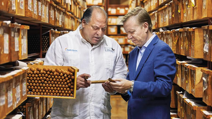 Inside the Dominican Republic's Largest Cigar Factory