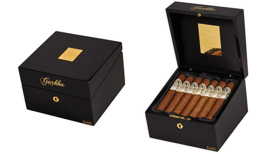 Gurkha Celebrates 30th Anniversary With New Treinta Line