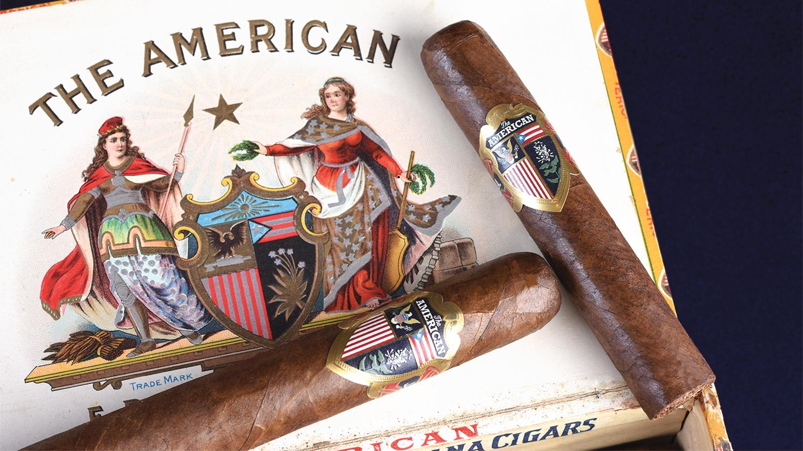 The American by J.C. Newman.