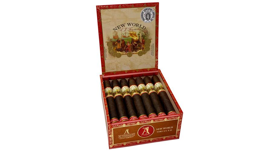 A.J. Fernandez New World Redondo Ships To TAA Retailers