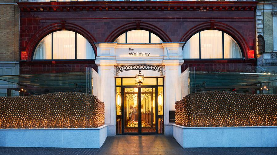 Review: Wellesley Hotel, London, England