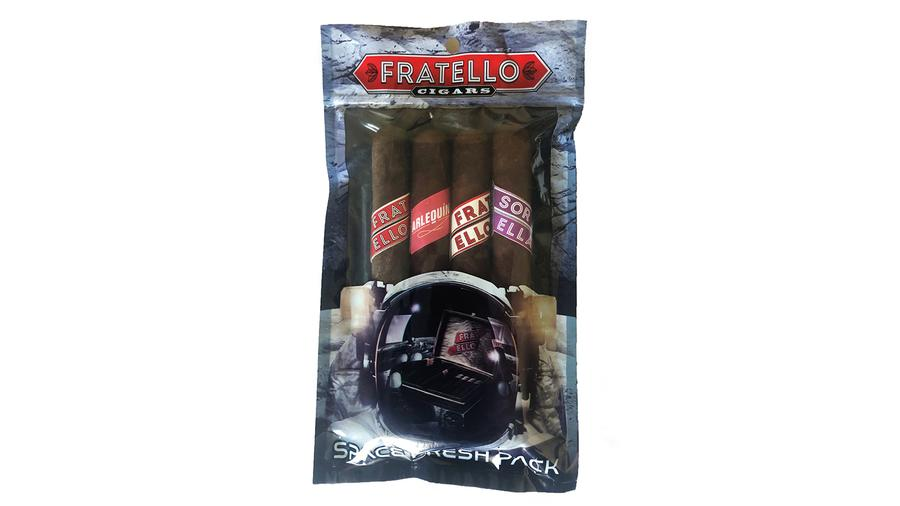 Fratello's Space Fresh Pack Teases Two New Blends