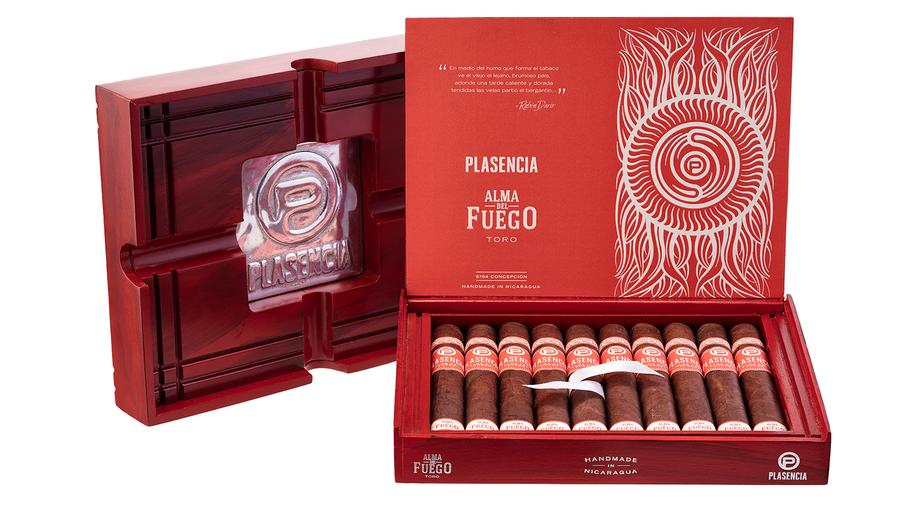 Plasencia To Release Alma Del Fuego, Part III In The Alma Series