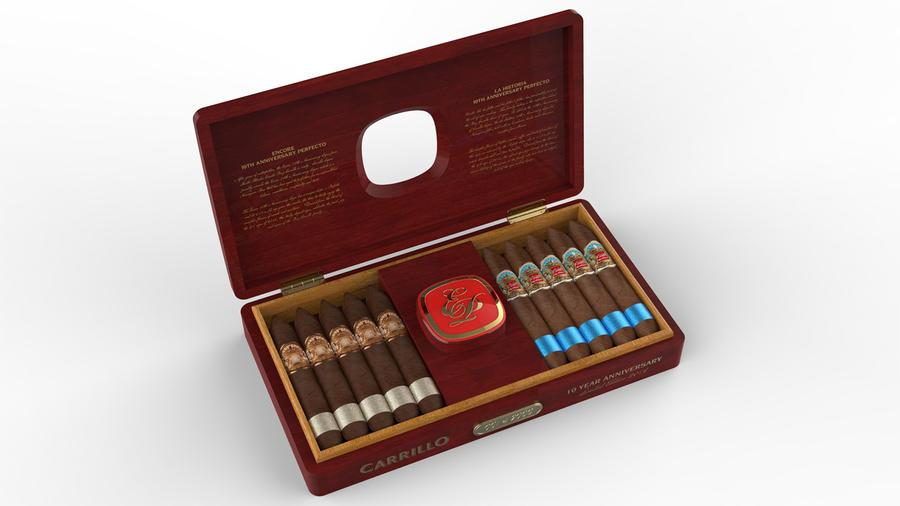 EPC Cigar Celebrating 10 Years With New Smoke