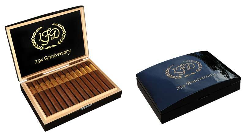 La Flor Dominicana Celebrates 25 Years With Anniversary Cigar