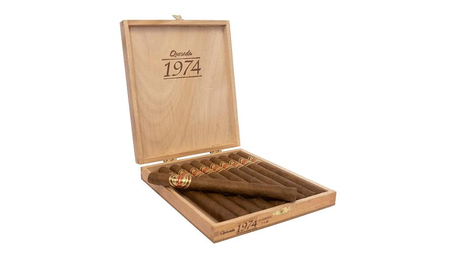 Quesada 1974 Coming to the U.S.