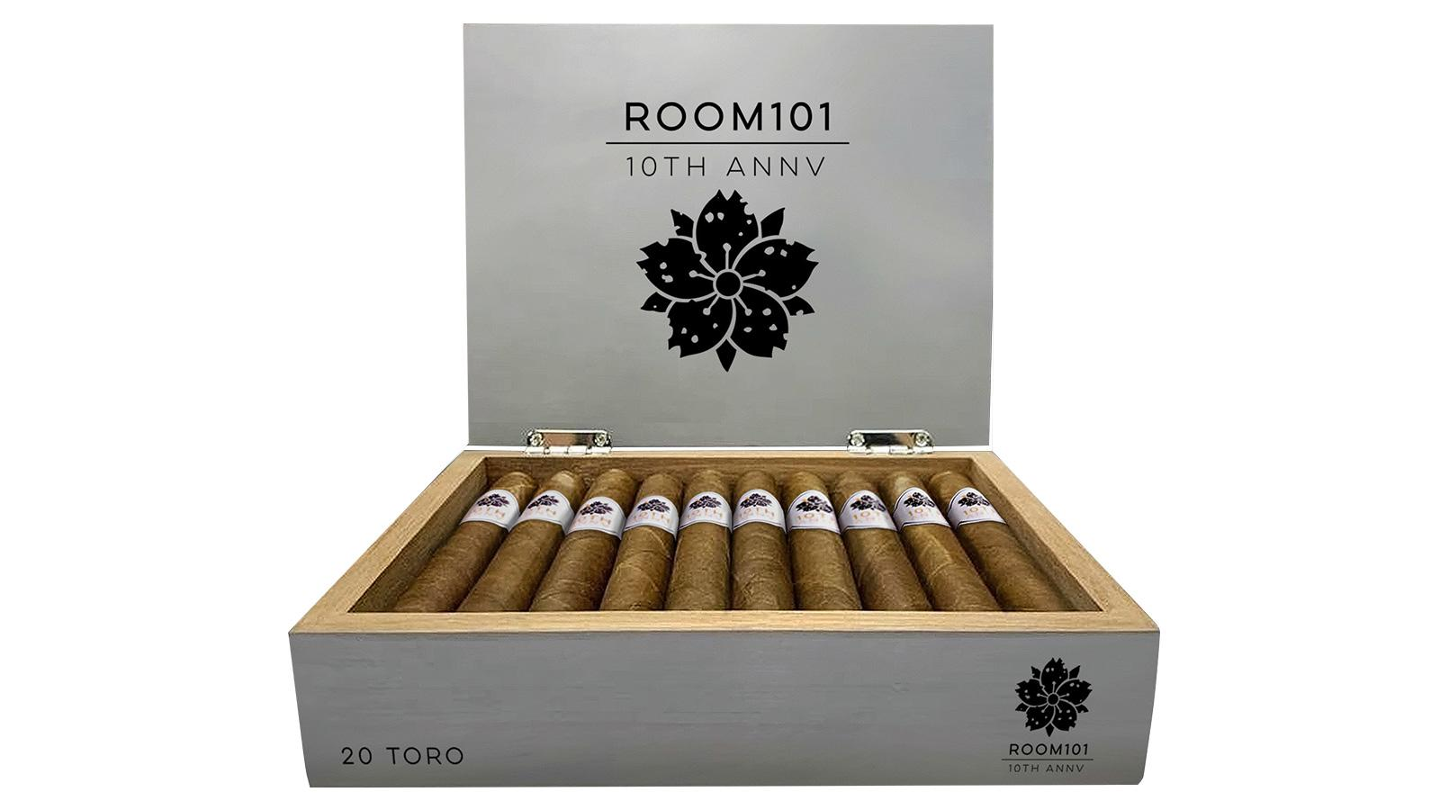 Room101 10th Anniversary Ships Nationwide Next Week