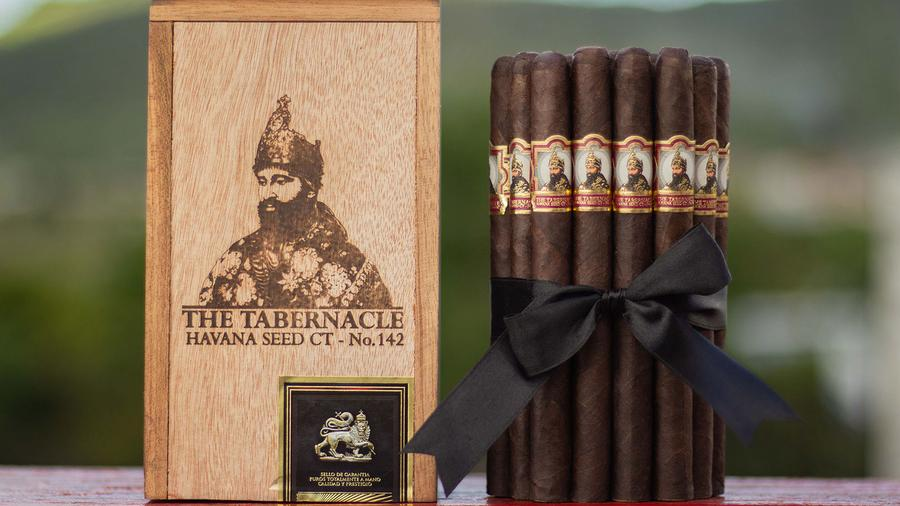 Foundation Ships New Menelik, Tabernacle Lancero and Highclere Maduro