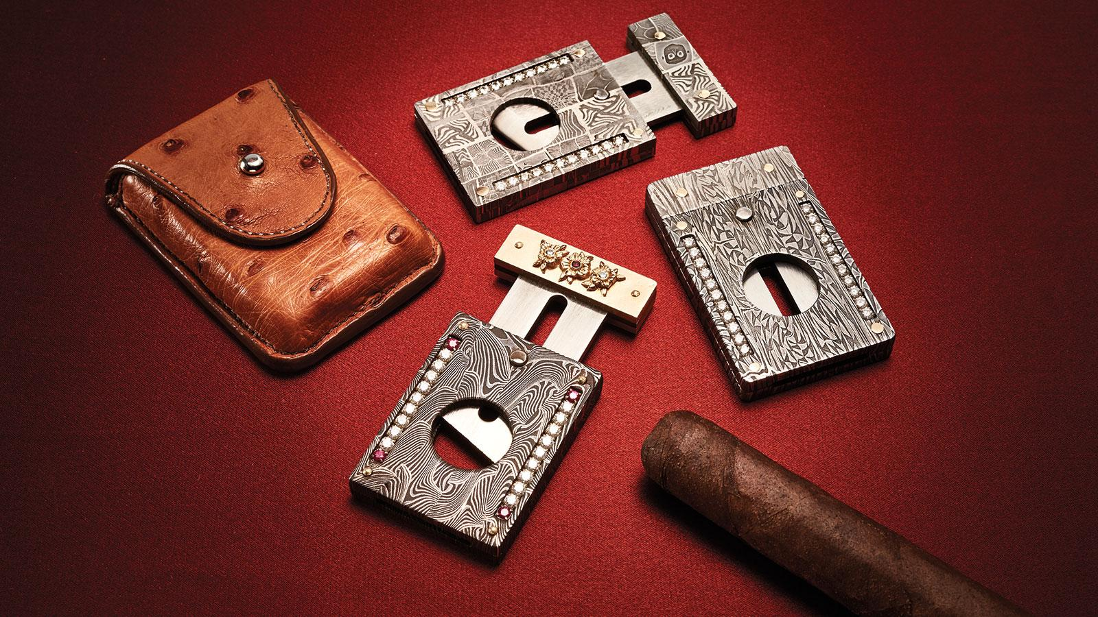 Paramount Cigar Cutters