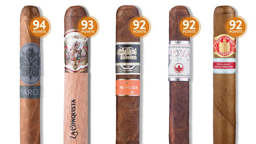 23 Cigars Smoking Exceptionally Well Right Now