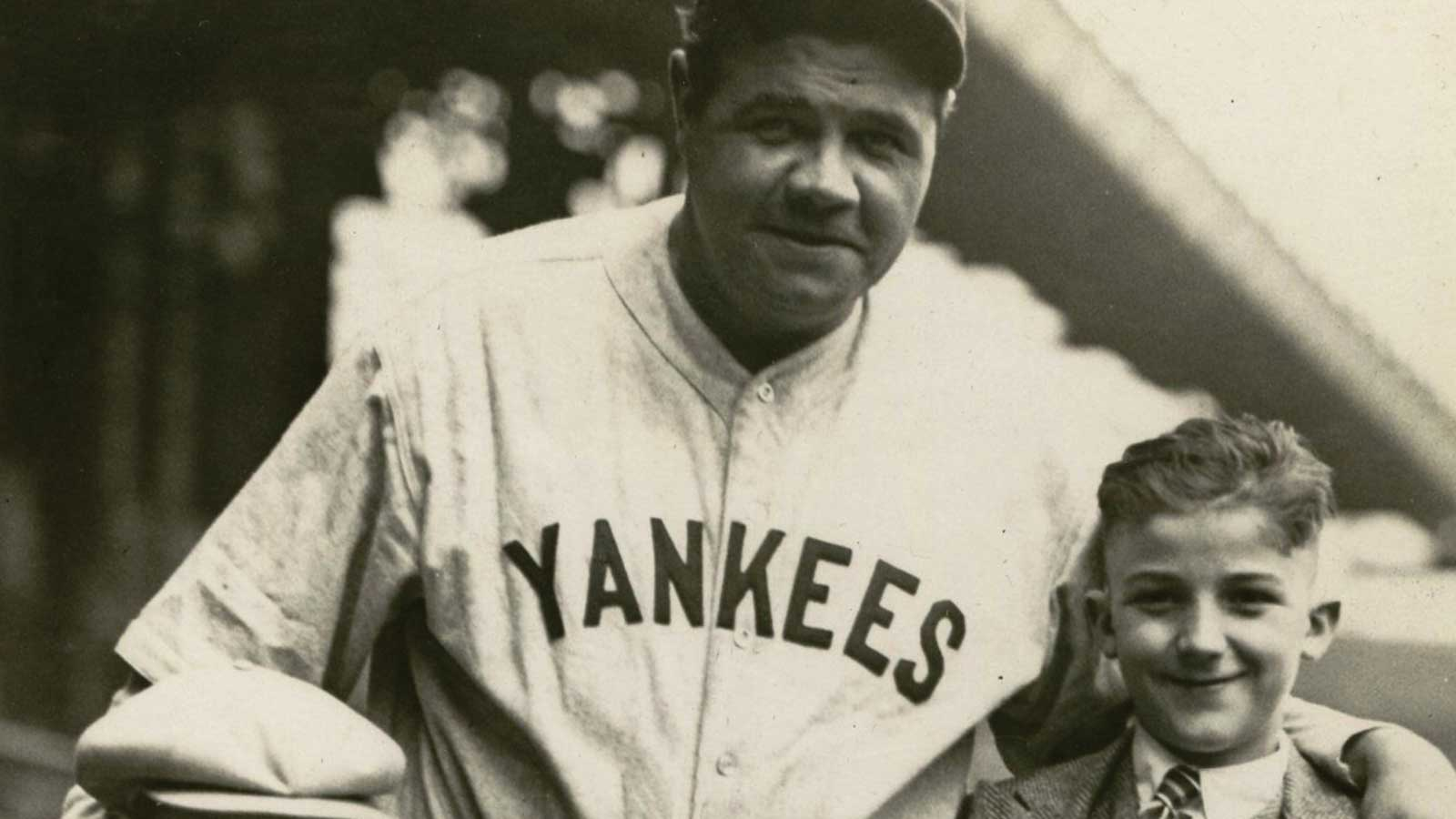 Babe Ruth Sets Yet Another Record With $5.6 Million Jersey Sale