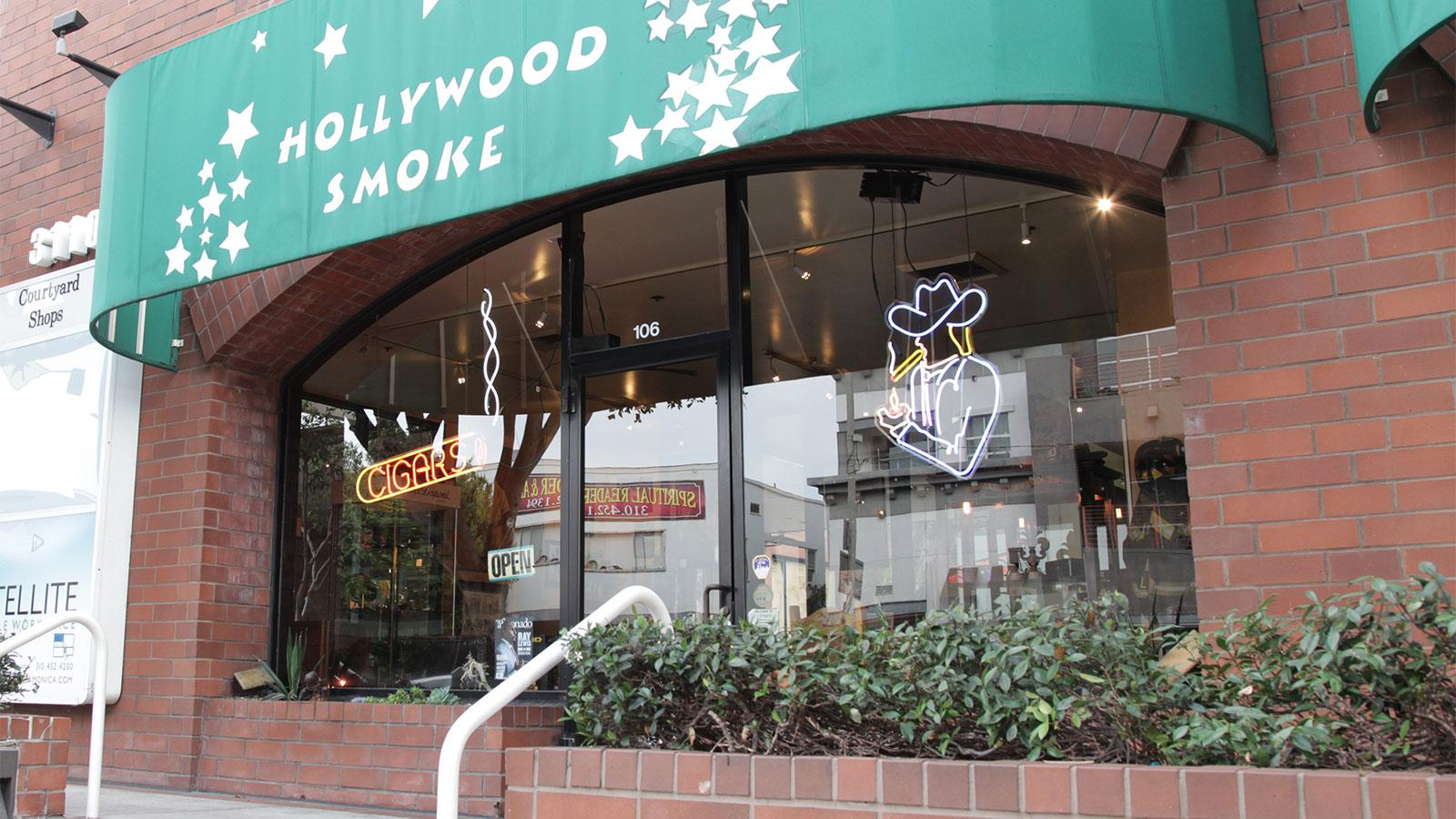 Review: Hollywood Smoke, Santa Monica, California