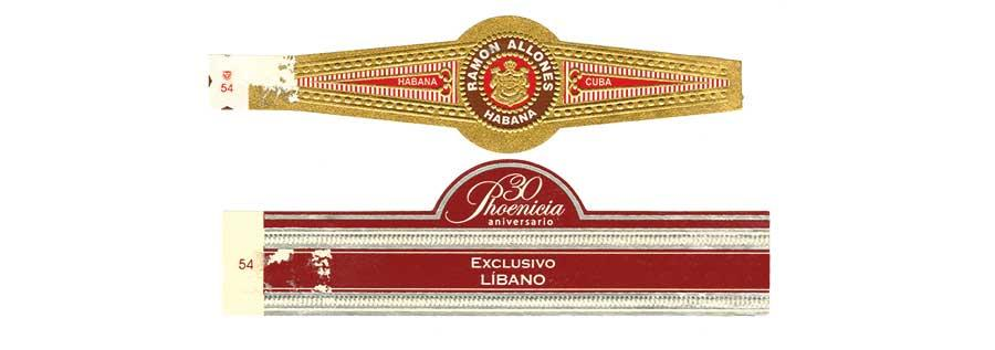 Ramon Allones Phoenicio Exclusivo Líbano (2008)