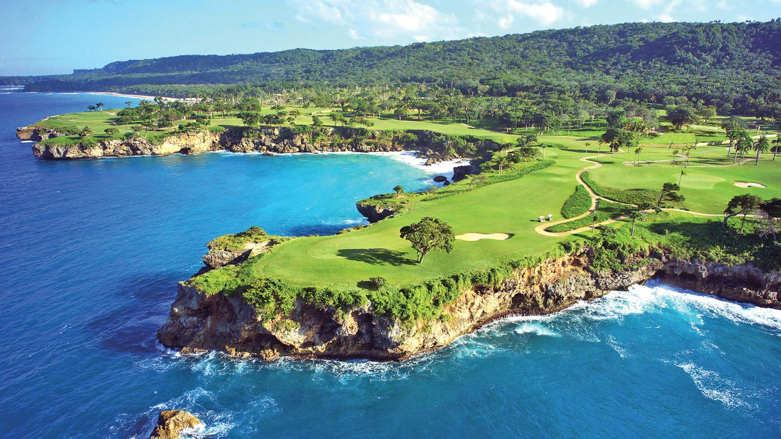 The Dominican Republic has long been the king of Caribbean golf, but its hidden gem is the Playa Grande Golf Course, a stunning Robert Trent Jones Sr. clifftop design on the country's less-visited north shore.