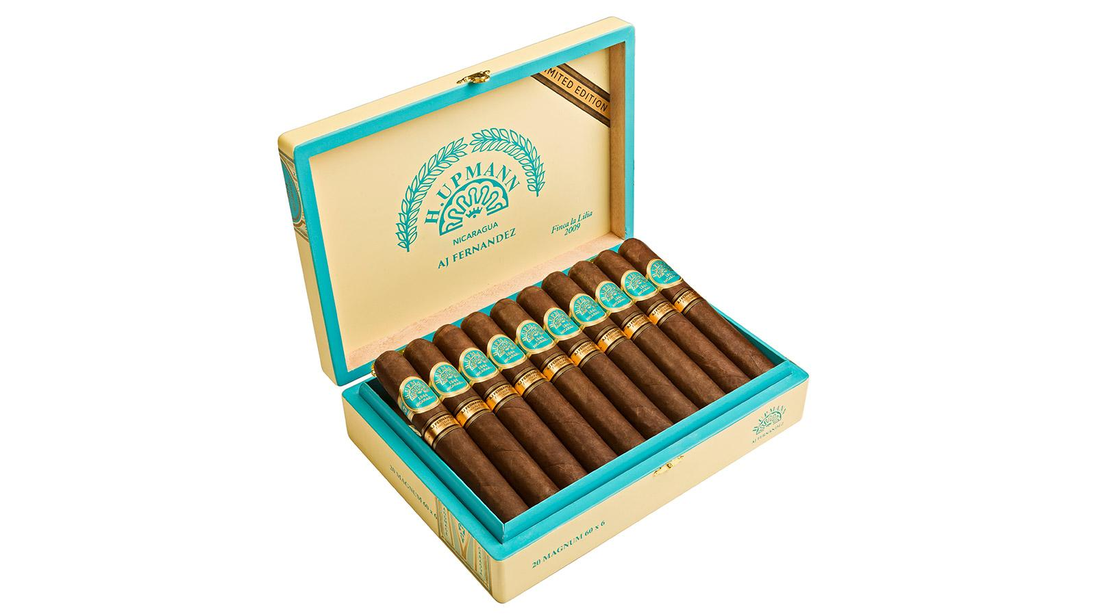 Limited-Edition H. Upmann Nicaragua by AJ Fernandez Features Vintage Tobacco